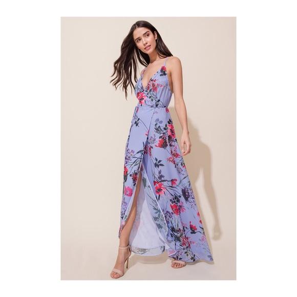 eeb3a4300d9 Yumi Kim Rush Hour Maxi Dress in Misty Bouquet